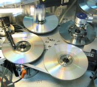 Duplicación, producción y fabricación industrial