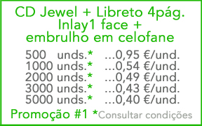 Oferta cd jewel