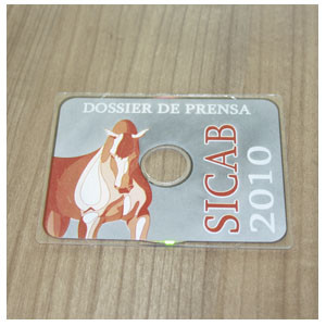 CD Card rectangular
