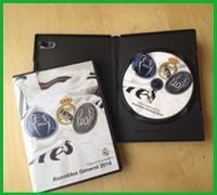 Ejemplos de funda DVD