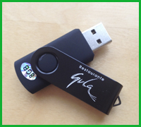Ejemplos de USB