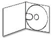 Plantilla de Digisleeve con bolsillo interior