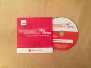 Fabricación de discos sanitarios personalizados