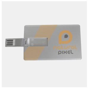 Tarjeta con USB